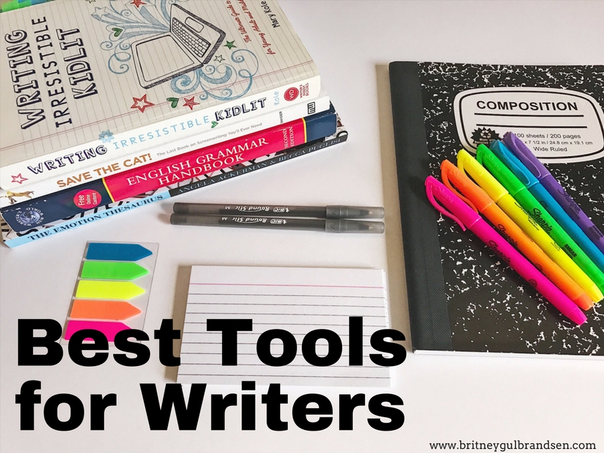 My top tools that make writing quicker, easier, and more fun.