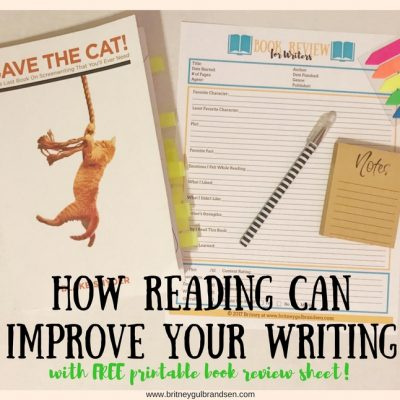 How Reading Can Improve Your Writing